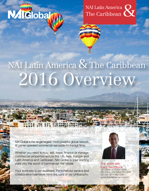 NAI Latin American & The Caribbean 2016 Overview