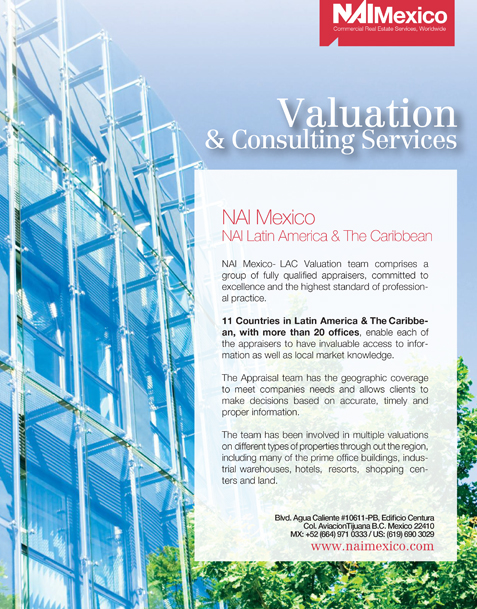 Valuation & Consulting Services