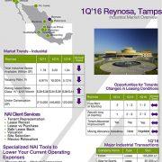 Reynosa Market Trends 1Q 2016